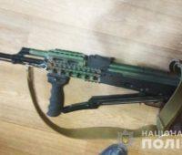 Арсенал оружия и боеприпасов изъяли у жителя Южноукраинска (ФОТО)