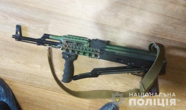 Арсенал оружия и боеприпасов изъяли у жителя Южноукраинска (ФОТО) 29