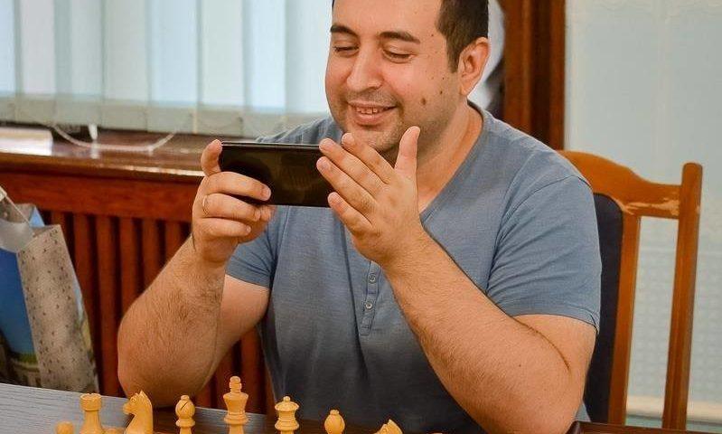 Шахматист из Николаева - третий на Titled Tuesday Blitz 1
